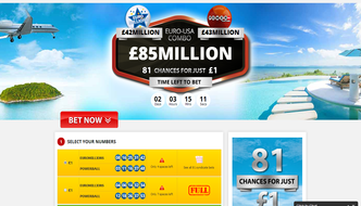 EuroMillions Powerball Combo