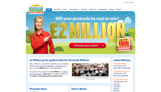 People's Postcode Lotto